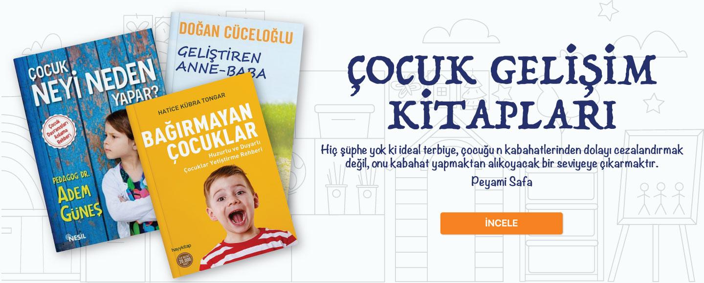 Çocuk Gelişimi Eğitimi Kitapları