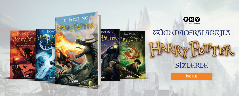 Fantastik Kitaplar Harry Potter Serisi
